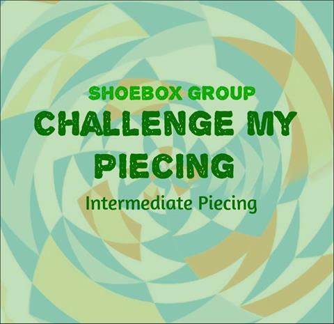 Challenge my Piecing