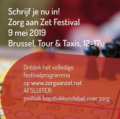 Zorg Aan Zet Festival
