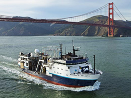Lamont Receives Donation of Marine Seismic Technology Upgrades from Leading Supplier, CGG Inc.
