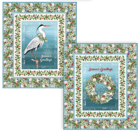 New Forest Winter Quilt by Sally Ablett