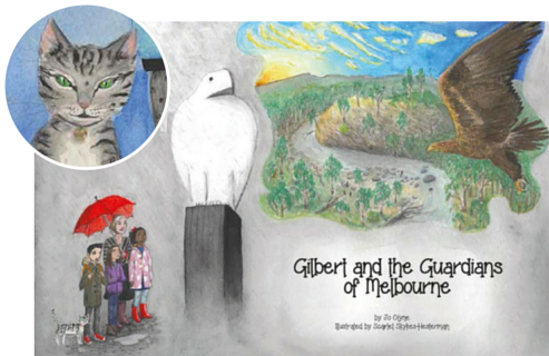 Gilbert and the Guardians of Melbourne e-book