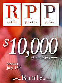 Rattle Poetry Prize