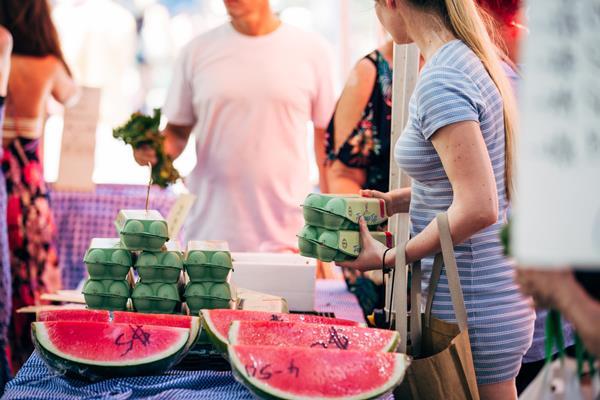 Palm Beach Farmers Market