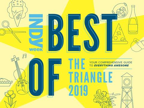 Best of the Triangle 2019