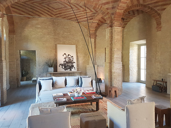 The Watermill, nr Montalcino, Tuscany