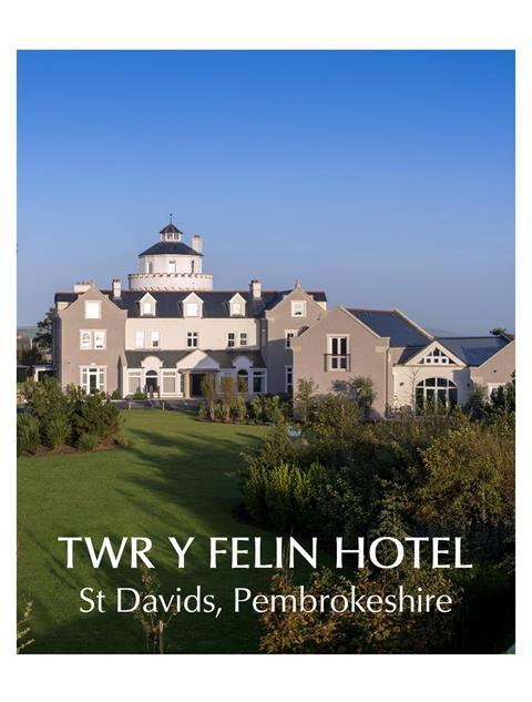 Twr y Felin Hotel, St Davids
