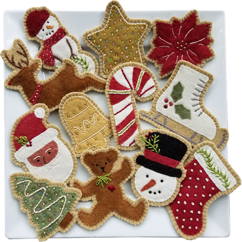 Christmas Cookies Class with Lynn