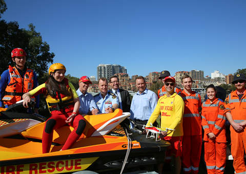 Surf Life Saving and SES Join Forces