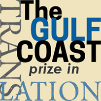 The Gulf Coast Prize in Translation for Poetry
