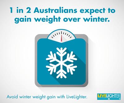 Live Lighter weight gain