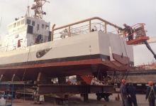 Ship repair at BS&Y