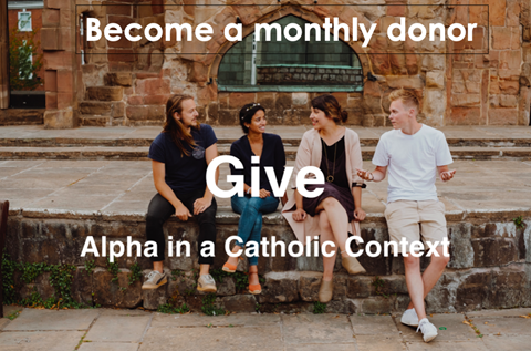 Give to Alpha Catholic Context!