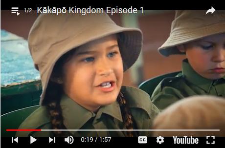Kākāpō Kingdom Episode 1