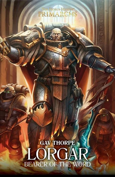 Cover of Lorgar Bearer of the Word