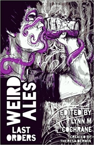 Cover of Weird Ales Anthology