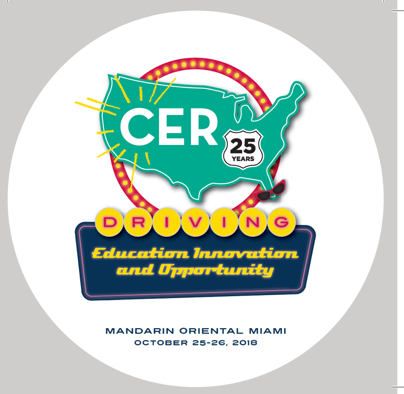 CER at 25: Driving Education Innovation and Opportunity