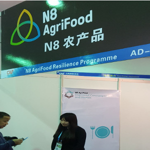 N8 AgriFood delegation to China