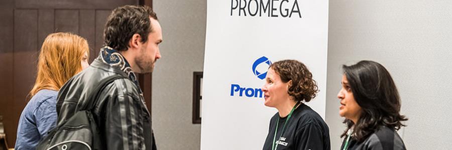 iGEM 2018 Partner Promega