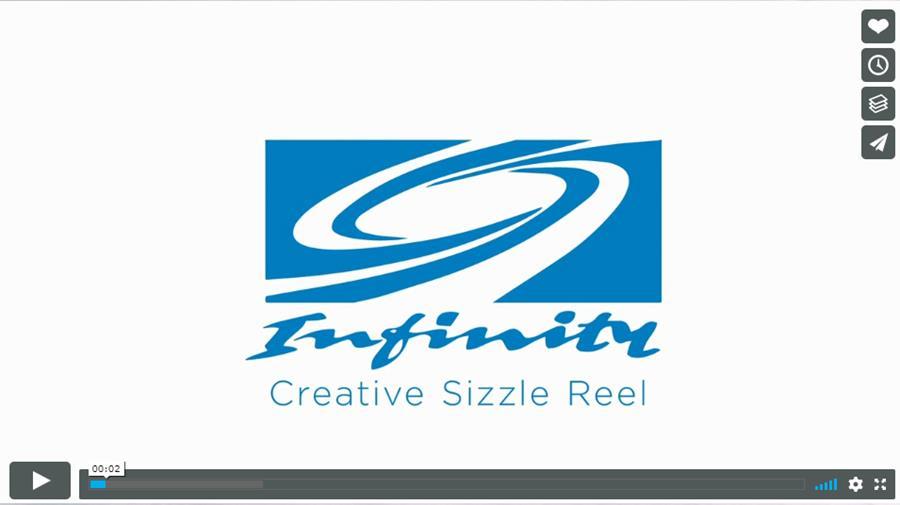 Infinity Creative Sizzle Reel