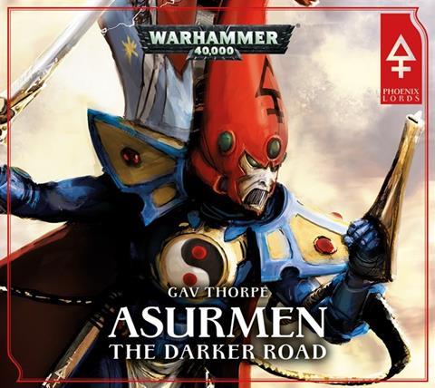 Cover of Asurmen: The Darker Road
