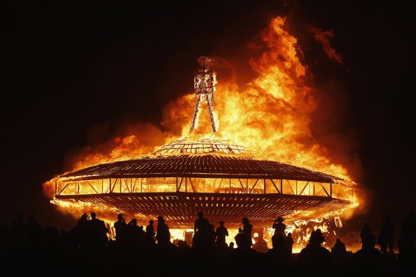 RADICALIZED DEPENDENCE RE-IMAGINED: I'LL STILL NEVER GO TO BURNING MAN