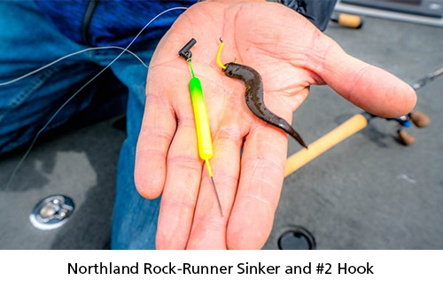 Northland Roach Rig With Leech