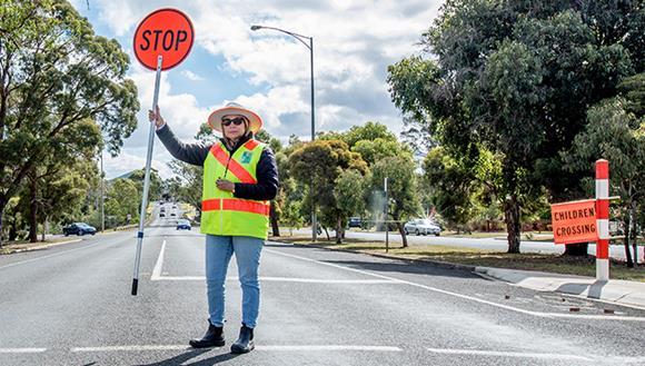 School crossing supervisor