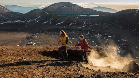 Tongariro Alpine Crossing | Image: Graeme Murray ©