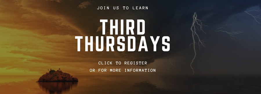 Registration Link for the Coulter Faculty Commons Third Thursday Sessions