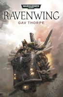 Cover of Ravenwing by Gav Thorpe, published by Black Library