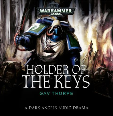 Cover of Holder of the Keys by Gav Thorpe