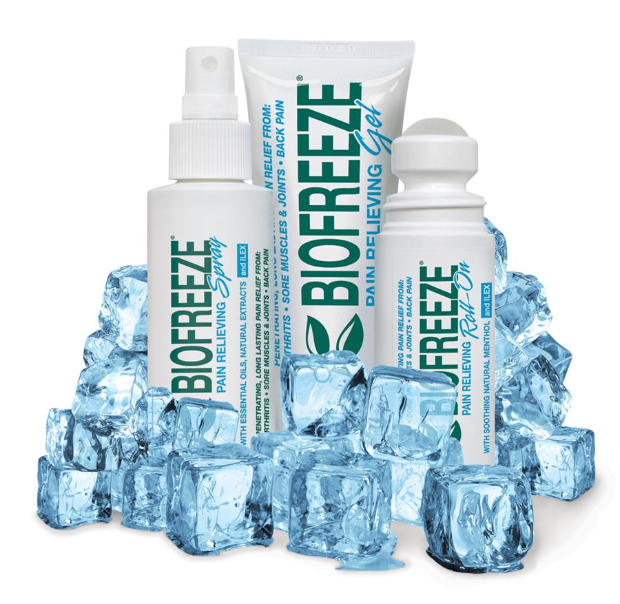 Save on BioFreeze