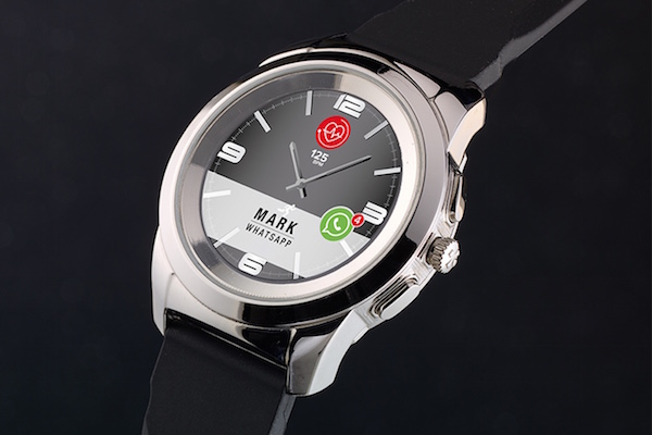 THE WORLD'S FIRST HYBRID SMARTWATCH RAISED OVER FIVE MILLION IN CROWDFUNDING