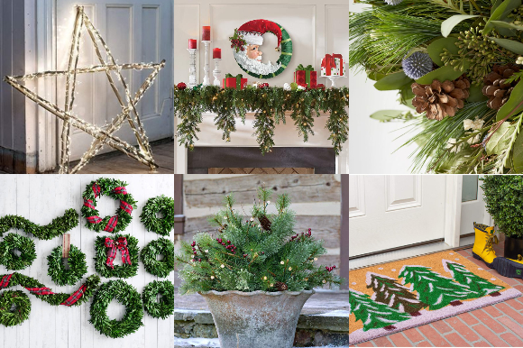Garden-themed gifts and decor