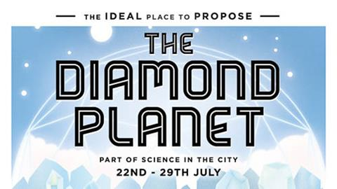 The Diamond Planet