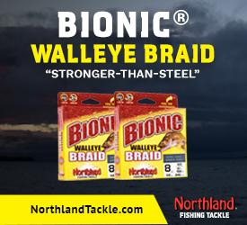 Bionic Walleye Braid
