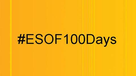#ESOF100Days