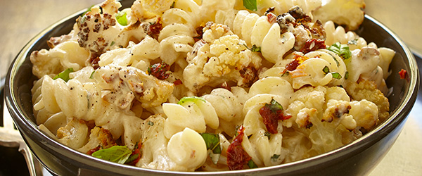 Picture of cauliflower pasta toss
