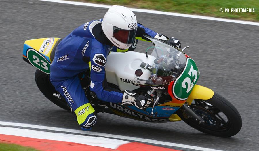 Gary Vines 2021 AD Modular 250cc Championship winner
