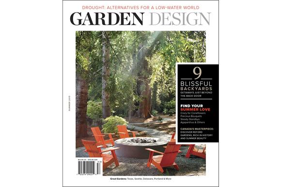 Garden Design Magazine - Summer 2015