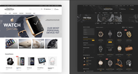 Woodstock - Responsive WooCommerce Theme by temash