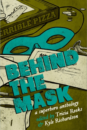 Cover for Behind The Mask Anthology