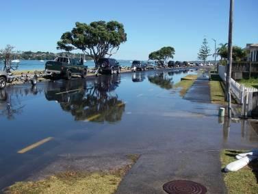 Bucklands Beach, Auckland – February 2 [KingTides Auckland web site]
