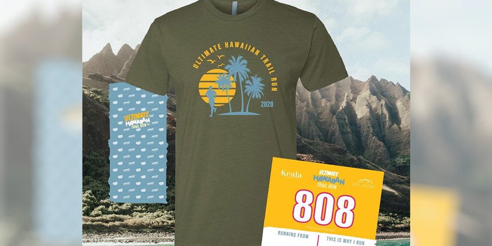 Participate in the Ultimate Hawaiian Trail Run from Your Hometown this Weekend