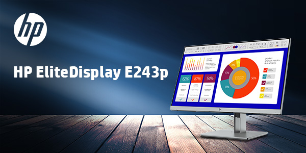 HP EliteDisplay E243p