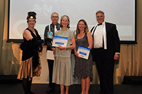 Nominations are open for the Golden Foot Walking Awards