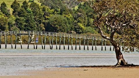 Whananaki Bridge