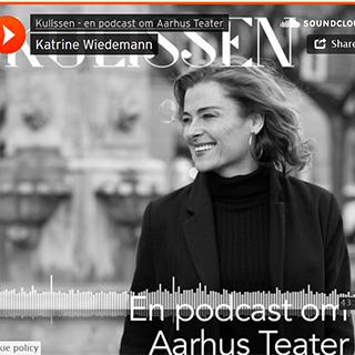 Podcast med Katrine Wiedemann