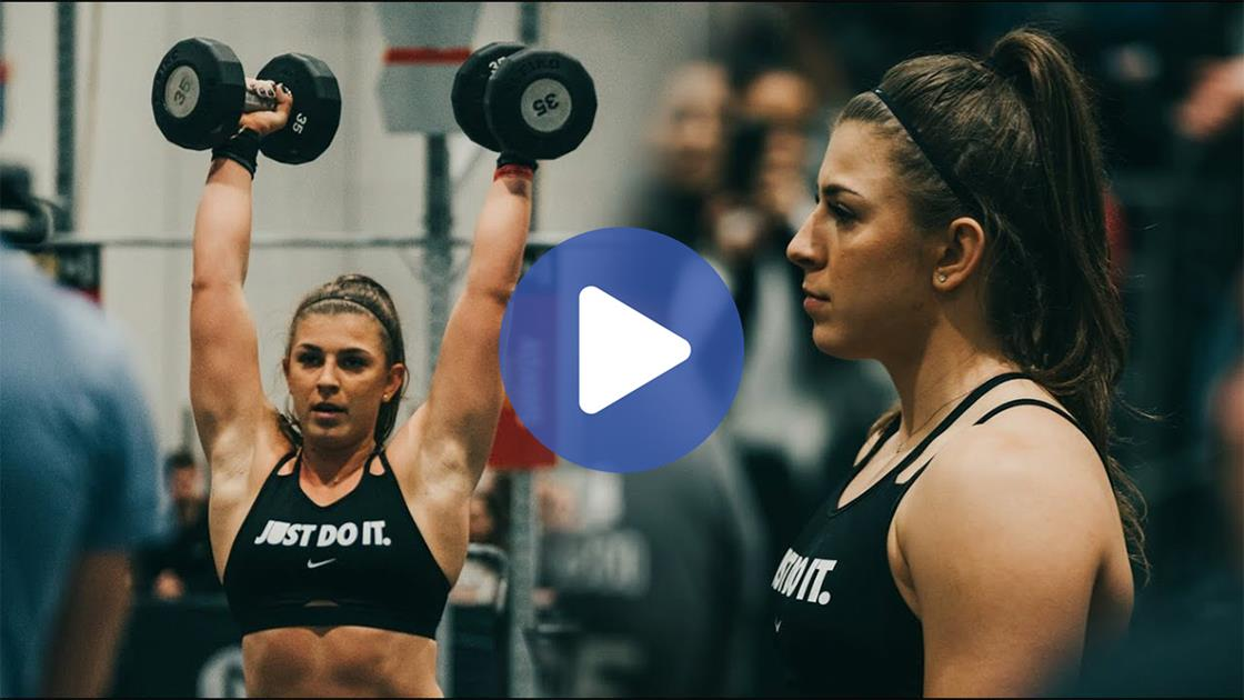 CrossFit Games Update: Catching Up with Gabriela Migala
