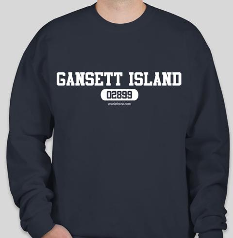 Gansett Zip Code Sweatshirt